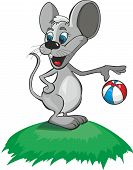 Mouse With A Ball.eps