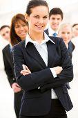Confident Employer