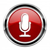 picture of microphone  - microphone icon - JPG