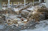Santorini, Old Town Akrotiri