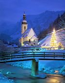 Chrismas Time in Bavaria,Germany