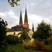 Catedral e arcebispos casa