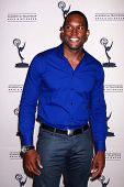 Lawrence Saint-Victor at the Daytime Emmy Nominees Reception presented by ATAS, Montage Beverly Hills, CA 06-13-13