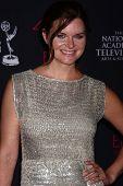 Heather Tom at the 2013 Daytime Creative Emmys, Bonaventure Hotel, Los Angeles, CA 06-14-13