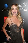 Taylor Armstrong at the 40th Annual Daytime Emmy Awards, Beverly Hilton Hotel, Beverly Hills, CA 06-