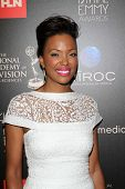 Aisha Tyler at the 40th Annual Daytime Emmy Awards, Beverly Hilton Hotel, Beverly Hills, CA 06-16-13