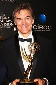 Mehmet Oz in the 40th Annual Daytime Emmy Awards Press Room, Beverly Hilton, Beverly Hills, CA 06-16