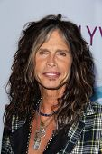 Steven Tyler at the Hollywood Bowl Hall of Fame Opening Night, Hollywood Bowl, Hollywood, CA 06-22-1