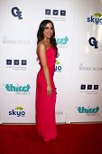 Caren Brooks at the 4th Annual Thirst Gala, Beverly Hilton Hotel, Beverly Hills, CA 06-25-13