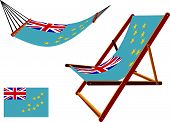 Tuvalu Hammock And Deck Chair