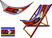 Swaziland Hammock And Deck Chair