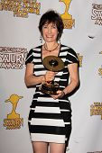 Gale Anne Hurd at the 39th Annual Saturn Awards Press Room, The Castaway, Burbank, CA 06-26-13