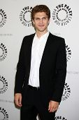 Keegan Allen at The Paley Center for Media Presents