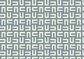 Maze Pattern On Pastel Color
