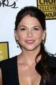 Sutton Foster at the 3rd Annual Critics' Choice Television Awards, Beverly Hilton Hotel, Beverly Hil