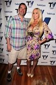 Dave Wurmlinger and Mary Carey at