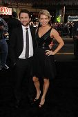 Charlie Day and Mary Elizabeth Ellis at the