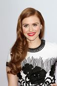 Holland Roden at the premiere of Summit Entertainment's