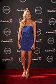 Kerri Walsh Jennings at The 2013 ESPY Awards, Nokia Theatre L.A. Live, Los Angeles, CA 07-17-13