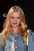 Kathryn Newton at The 2013 ESPY Awards, Nokia Theatre L.A. Live, Los Angeles, CA 07-17-13