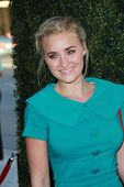 AJ Michalka at the