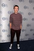 Connor Jessup at the TNT 25th Anniversary Party, Beverly Hilton Hotel, Beverly Hills, CA 07-24-13