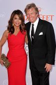Paula Abdul and Nigel Lythgoe at the 3rd Annual Celebration of Dance Gala presented by the Dizzy Fee
