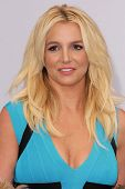 Britney Spears at the