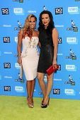 Sheree Fletcher and Shamicka Lawrence at DoSomething.org And VH1's 2013 Do Something Awards, Avalon,