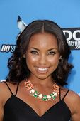 Logan Browning at DoSomething.org And VH1's 2013 Do Something Awards, Avalon, Hollywood, CA 07-31-13
