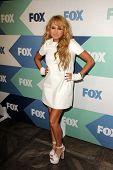 Paulina Rubio at the Fox All-Star Summer 2013 TCA Party, Soho House, West Hollywood, CA 08-01-13