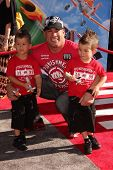 Tito Ortiz at the World Premiere Of Disney's Planes, El Capitan, Hollywood, CA 08-05-13