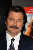 Nick Offerman at the DirecTV Premiere of
