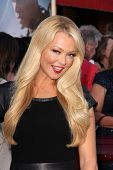 Charlotte Ross at the