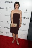 Neve Campbell at the