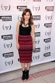 Sophia Bush at the Invisible Children Fourth Estate's Founders Party, UCLA, Westwood, CA 08-10-13