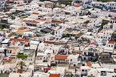 Rooftops In Lindos