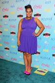 Amber Riley at the 2013 Teen Choice Awards Press Room, Gibson Amphitheatre, Universal City, CA 08-11-13