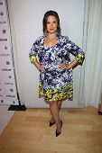Katie Lowes at the 12th Annual InStyle Summer Soiree, Mondrian, West Hollywood, CA 08-14-13