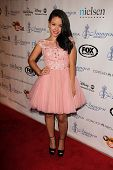 Cierra Ramirez at the 28th Annual Imagen Awards, Beverly Hilton, Beverly Hills, CA 08-16-13