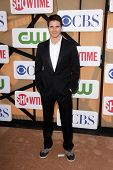Robbie Amell at the CBS, Showtime, CW 2013 TCA Summer Stars Party, Beverly Hilton Hotel, Beverly Hills, CA 07-29-13