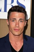Colton Haynes at the CBS, Showtime, CW 2013 TCA Summer Stars Party, Beverly Hilton Hotel, Beverly Hills, CA 07-29-13