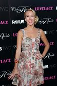 Anna Camp at the