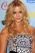 Sasha Pieterse at the 2013 Teen Choice Awards Press Room, Gibson Amphitheatre, Universal City, CA 08