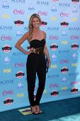 Erin Andrews at the 2013 Teen Choice Awards Arrivals, Gibson Amphitheatre, Universal City, CA 08-11-