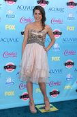 Eden Sher at the 2013 Teen Choice Awards Arrivals, Gibson Amphitheatre, Universal City, CA 08-11-13