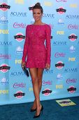Katie Cassidy at the 2013 Teen Choice Awards Arrivals, Gibson Amphitheatre, Universal City, CA 08-11
