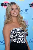 Sasha Pieterse at the 2013 Teen Choice Awards Arrivals, Gibson Amphitheatre, Universal City, CA 08-1