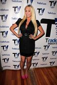 Mary Carey at the set of