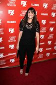 Amanda Peet at the FXX Network Launch Party and